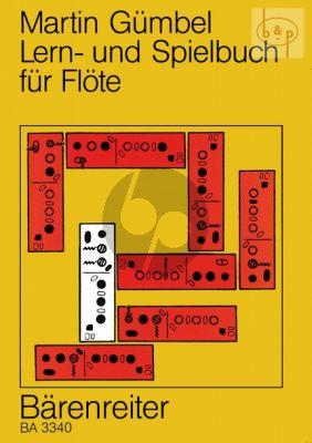 Lern- und Spielbuch fur Flote