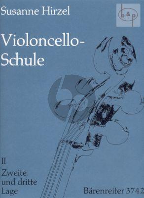 Violoncello-Schule Vol.2