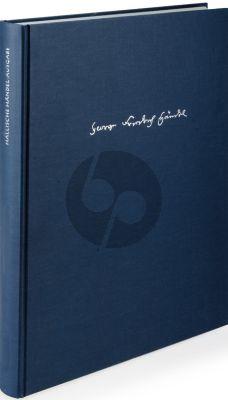 Handel Messias HWV 56 Partitur (dt./engl.) (ed. John Tobin)