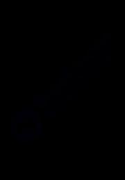 Bach Konzert d-moll BWV 1043 2 Violinen-Str.-Bc Partitur
