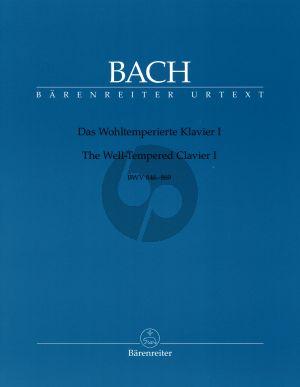 Bach Wohltemperierte Klavier Vol.1 BWV 846-869 (Alfred Dürr)