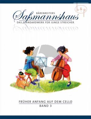 Fruher Anfang auf dem Cello Vol.3