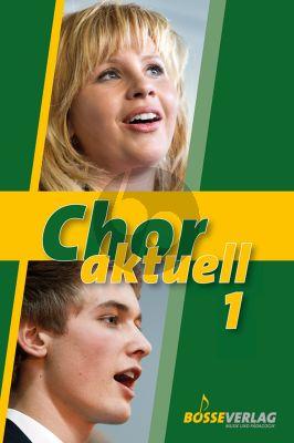 Chor Aktuell 1 SATB