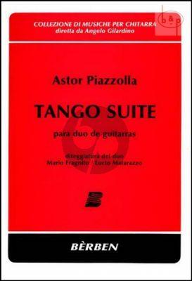 Tango Suite 2 guitars