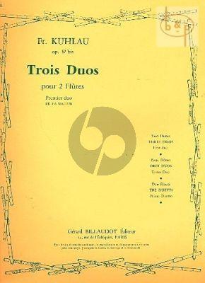 3 Duos Op.57bis No.1 F-major