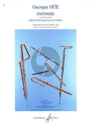 Hue Fantaisie Flute-Piano