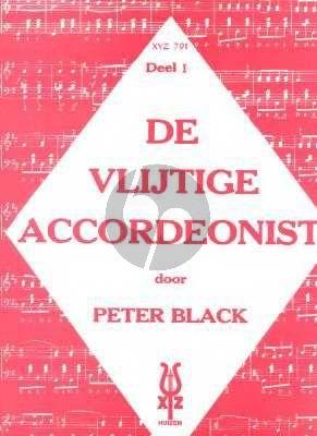 Vlijtige Accordeonist Vol.1