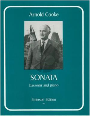 Cooke Sonata for Bassoon and Piano