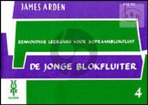 De jonge Blokfluiter Vol.4