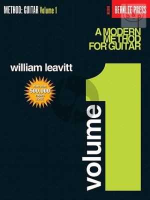 A Modern Method for Guitar Vol.1
