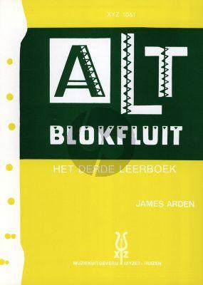 Arden Altblokfluit Vol.3