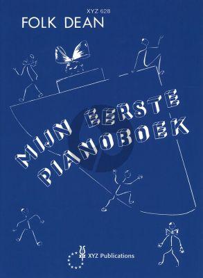Dean Mijn Eerste Pianoboek