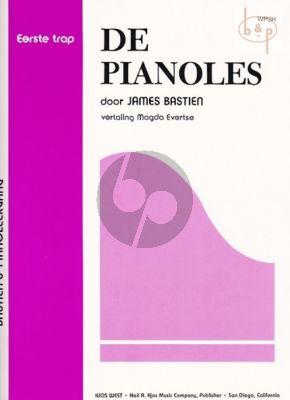 James Bastien De Pianoles Eerste trap