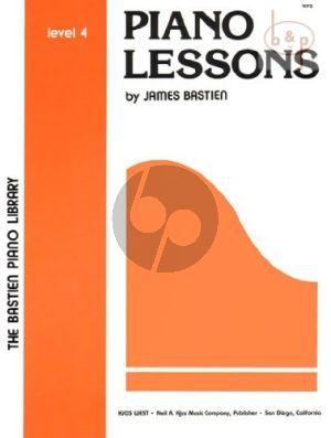 Piano Lessons Level 4