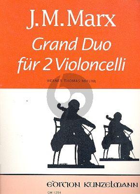 Grand Duo 2 Violoncellos