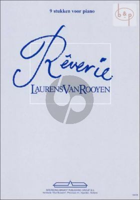 Reverie 9 Pieces for Piano Solo