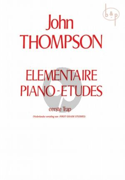 Elementaire Piano Etudes