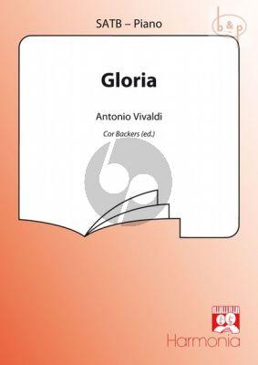 Gloria (SATB-Piano)