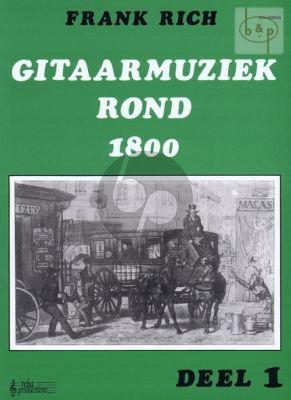 Gitaarmuziek rond 1800 Vol.1