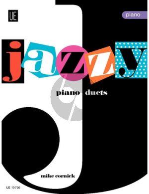 Cornick Jazzy Duets Vol.1 Piano 4 hds
