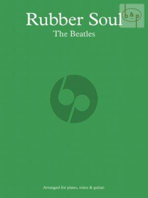 Beatles Rubber Soul Piano-Vocal-Guitar