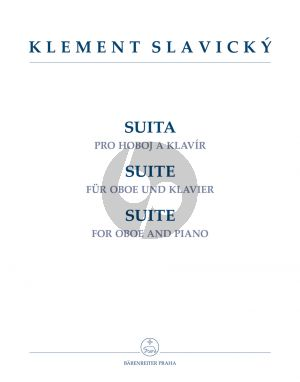 Slavicky Suite Oboe-Klavier