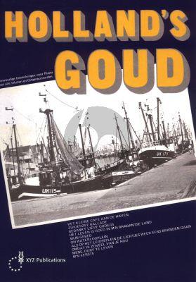 Hollands Goud (Zang/Piano/Gitaar)