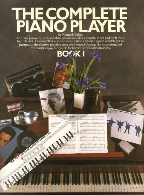 The Complete Piano Player Vol.1 (revised)