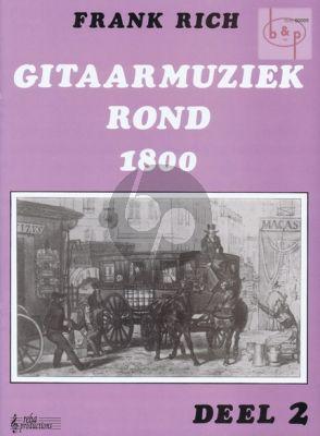 Gitaarmuziek rond 1800 Vol.2