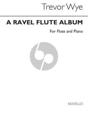 A Ravel Flute Album