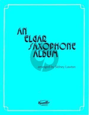 An Elgar Saxophone Album (transcr by Sidney Lawton)