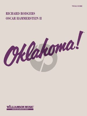 Rodgers-Hammerstein Oklahoma Vocal Score (Musical)