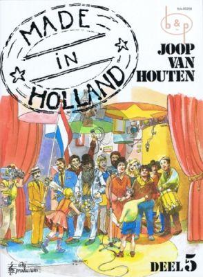 Made in Holland Vol.5 Keyboard/Gitaar