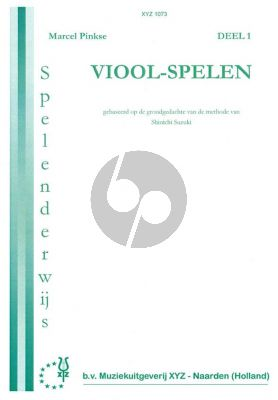 Pinkse Viool Spelen Vol.1