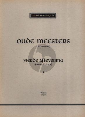 Oude Meesters Vol.4 Orgel