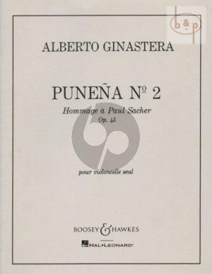 Punena No.2 Op.45
