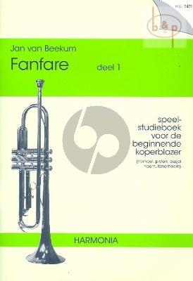 Fanfare Vol.1 (Tromp.-Piston-Bugel-