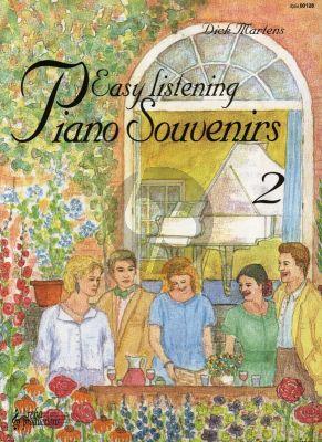 Martens Easy Listening Souvenirs Vol.2 Piano