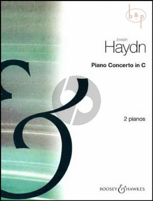 Concerto C-major (Hob.XIV:4) (Piano-Strings) (piano red.)