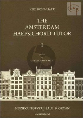 Rosenhart The Amsterdam Harpsichord Tutor Vol.1