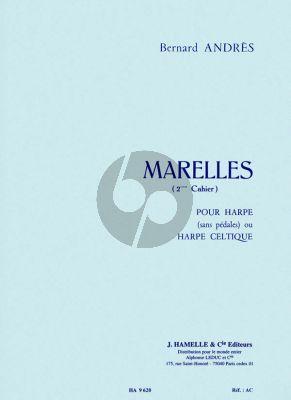 Andres Marelles Vol.2 Harp Solo