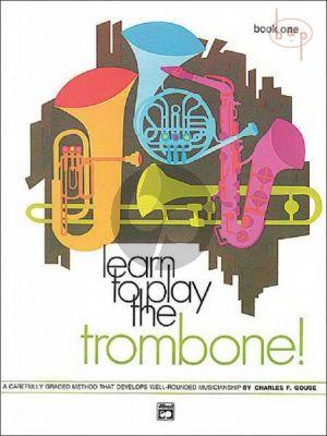 Learn to Play Trombone/Baritone (BC) Vol.1