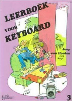 Leerboek voor Keyboard Vol.3
