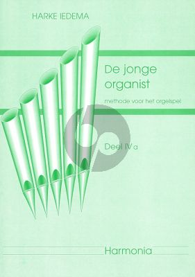 Iedema De Jonge Organist Vol.4A