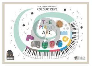 Suorsa-Rannanmaki Colour Keys The Piano ABC Book B (Lessonbook) (Finnish/English)