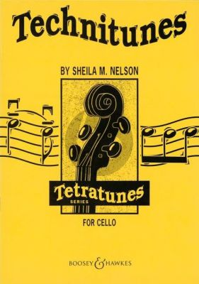 Nelson Technitunes for Cello