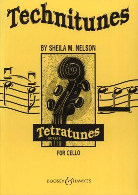 Nelson Technitunes for Cello