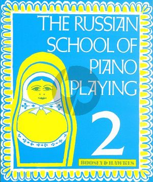 Russian School of Piano Playing Vol.2