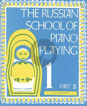 Russian School of Piano Playing Vol.1 Part 2