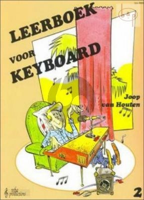 Leerboek voor Keyboard Vol.2